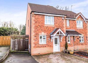 Thumbnail 2 bed semi-detached house for sale in Oaklands, Northfield, Birmingham, West Midlands
