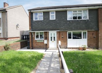 Thumbnail 2 bed flat for sale in Broad Street, Coseley, Bilston