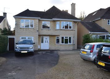 Thumbnail 5 bed detached house for sale in North Road, Midsomer Norton