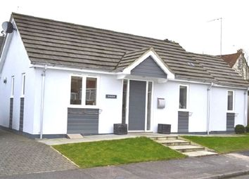 Thumbnail 2 bed bungalow to rent in Bowlers Mead, Buntingford