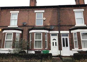 Thumbnail 2 bed terraced house for sale in Vernon Avenue, Old Basford, Nottingham, Nottinghamshire