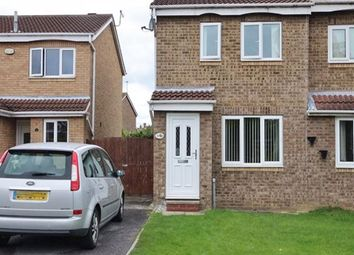 Thumbnail 2 bed semi-detached house to rent in Bassett Close, Selby
