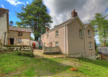 Thumbnail 4 bed farmhouse for sale in Llandovery