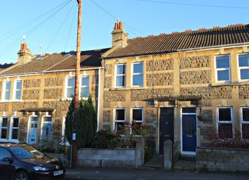 Thumbnail 2 bed terraced house to rent in Ivy Avenue, Oldfield Park, Bath
