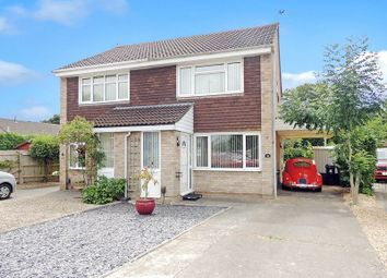 Thumbnail 2 bed semi-detached house for sale in Roseville Avenue, Longwell Green, Bristol