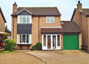 Thumbnail 3 bed detached house for sale in Elder Close, Bilton, Rugby