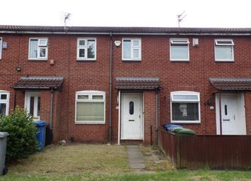 Thumbnail 2 bed terraced house for sale in Haworth Drive, Stretford, Manchester, Greater Manchester