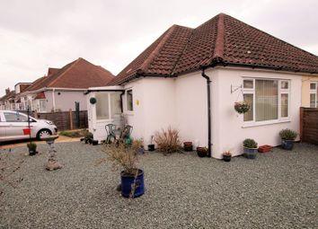 Thumbnail 1 bed semi-detached bungalow for sale in Merton Crescent, Fareham