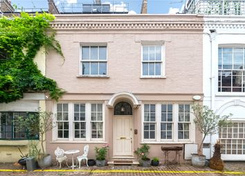 Thumbnail 2 bed terraced house to rent in Ovington Mews, London