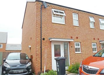 Thumbnail 2 bed semi-detached house for sale in Yorkshire Grove, Walsall, West Midlands