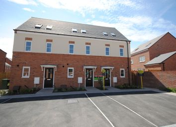 Thumbnail 3 bed terraced house to rent in St. George Way, Newport