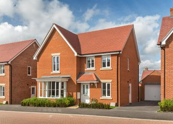 """Thumbnail 4 bedroom detached house for sale in """"Cambridge"""" at Walworth Road, Picket Piece, Andover"""