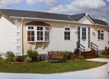 Thumbnail 2 bed detached bungalow for sale in Wyldecrest Westover Park, West Street, Whitland, Carmarthenshire.