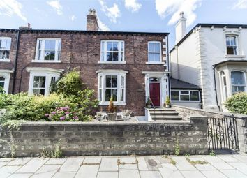 Thumbnail 4 bed end terrace house for sale in South Parade, Northallerton, North Yorkshire