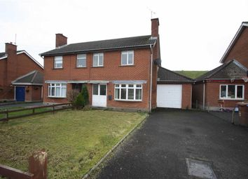 Thumbnail 3 bedroom semi-detached house for sale in Moyra Drive, Saintfield, Down