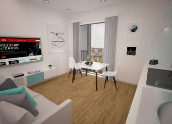 Thumbnail 1 bed flat for sale in Eyre Street, Sheffield