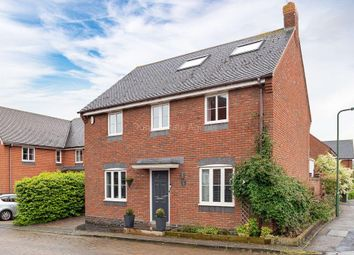 5 bed detached house for sale in Bridgnorth Drive, Kingsmead, Milton Keynes, Buckinghamshire MK4