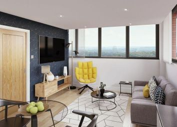 Thumbnail 1 bedroom flat for sale in Spectrum House, Woking