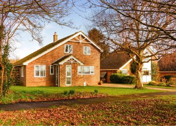 Thumbnail 5 bed detached house for sale in Manor Heath, York