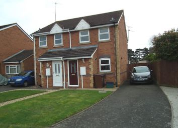 Thumbnail 2 bedroom property to rent in Osler Close, Kingsthorpe, Northampton