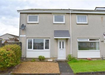 Thumbnail 3 bed end terrace house to rent in Ivanhoe, East Kilbride, Glasgow