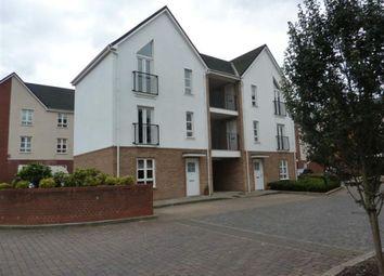 Thumbnail 2 bed flat to rent in Heathlands Grange, Stapenhill, Burton-On-Trent