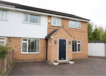 Thumbnail 4 bed semi-detached house for sale in Langdale Drive, Long Eaton