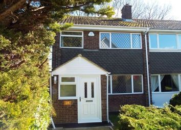 Thumbnail 3 bed semi-detached house to rent in Wistaria Close, Pilgrims Hatch, Brentwood
