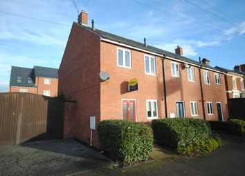 Thumbnail 2 bedroom end terrace house to rent in Stafford Street, Market Drayton, Shropshire.