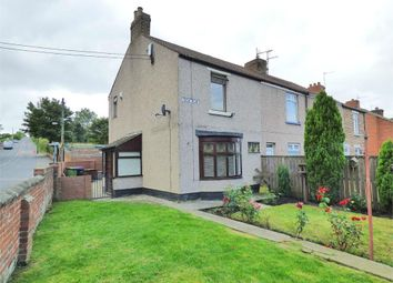 Thumbnail 2 bedroom end terrace house for sale in New Row, Eldon, Bishop Auckland