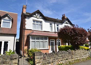 Thumbnail 3 bed semi-detached house for sale in Florence Road, West Bridgford