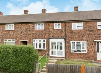 Thumbnail 3 bed terraced house to rent in Redcar Road, Romford, Essex