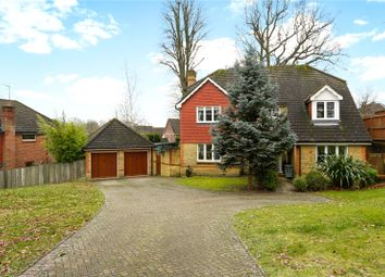 Thumbnail 5 bed detached house for sale in Warenne Heights, Cronks Hill Road, Redhill, Surrey