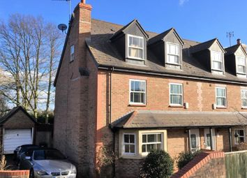 Thumbnail 5 bed semi-detached house for sale in Staplegrove Road, Taunton, Somerset