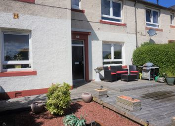 Thumbnail 2 bed flat for sale in Stenhouse Grove, Edinburgh