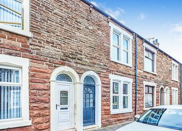 Thumbnail 2 bed terraced house for sale in John Street, Workington