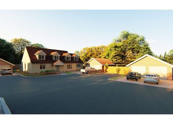 Thumbnail 4 bed detached house for sale in Gable Farm Close, Great Bentley