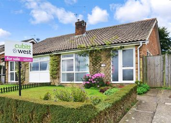 Thumbnail 2 bed semi-detached bungalow for sale in Jeffreys Way, Uckfield, East Sussex