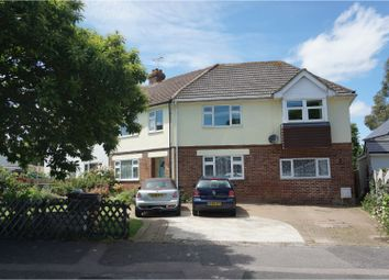 4 bed semi-detached house for sale in Wigmore Road, Gillingham ME8