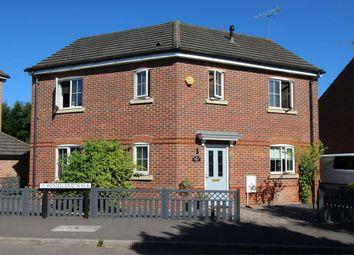 Thumbnail 3 bed detached house for sale in Woodland Walk, Aldershot