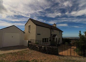 Thumbnail 3 bed detached house for sale in Rhostryfan, Caernarfon