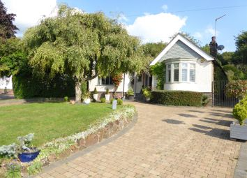 Thumbnail 3 bedroom detached bungalow for sale in Tring Road, Dunstable