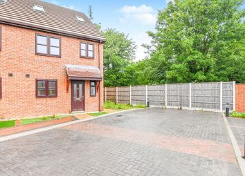 Thumbnail 3 bed semi-detached house for sale in Station Mews, Widnes