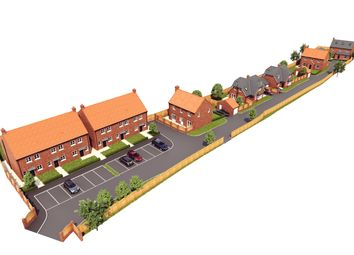 Thumbnail 3 bed town house for sale in The Chase, Tadcaster Road, York