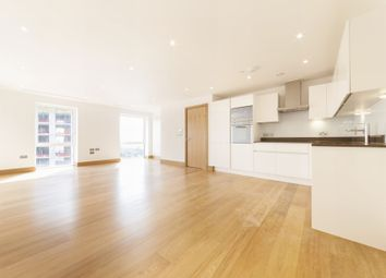 Thumbnail 3 bed flat to rent in Markham Heights, 5 Crossharbour, London