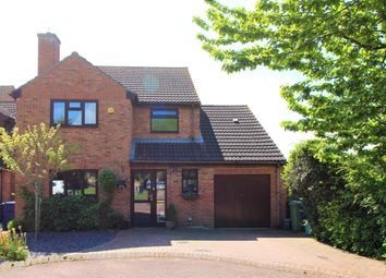 Thumbnail 4 bedroom detached house for sale in Tirlebrook Grange, Ashchurch, Tewkesbury