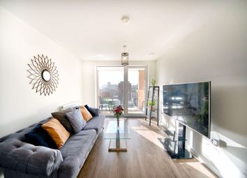 Thumbnail 2 bed flat for sale in Hammersley Road, London