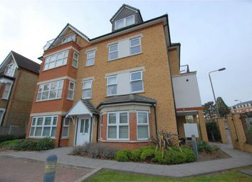 Thumbnail 2 bed flat for sale in Corner Apartments, 21 Upper Park Road, Bromley, Kent