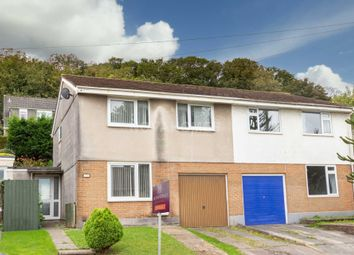 Thumbnail 4 bed semi-detached house for sale in Stanborough Road, Plymouth