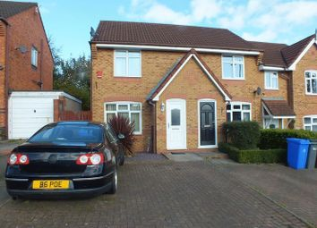 Thumbnail 2 bed mews house for sale in Bishop Road, Chell Heath, Stoke-On-Trent
